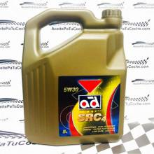 Review de 12 aceites 5w30 para coches