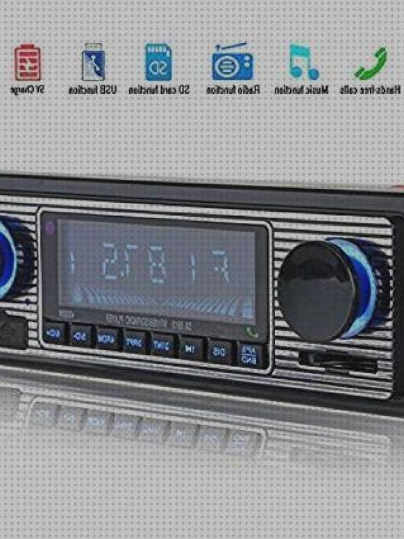TOP 12 radios coches para coches