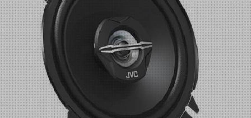 CS-J420X 1 Negro Altavoces Negro , 2 v/ías 4 21 W RMS, 45-22000 Hz, 10cm JVC CS J1720x Altavoces coaxiales para Coche